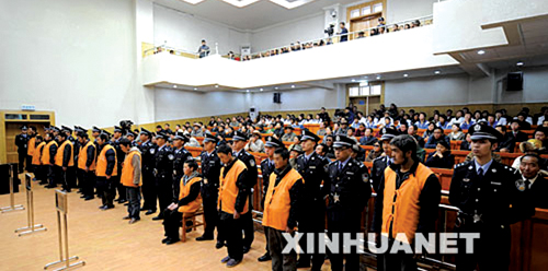 Official Chinese source claim that 170 Tibetans in Lhasa voluntarily surrendered on 18th of March, but credible sources report that Chinese security forces raided Tibetan homes and arrested people without due legal process. Those arrested were later paraded in front of the state media and detained in prison