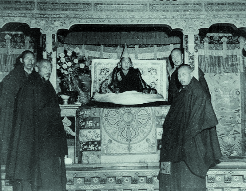 His Holiness the Dalai Lama was called upon to assume full political power when he was just 16 year old, 17 November 1950