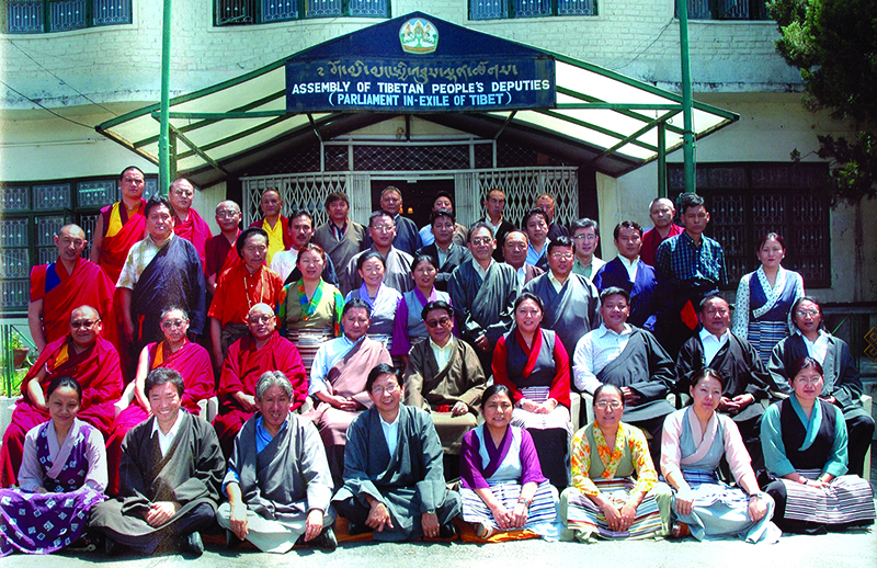 Members of the 14th Tibetan Parliament-in-Exile, 2006-2011