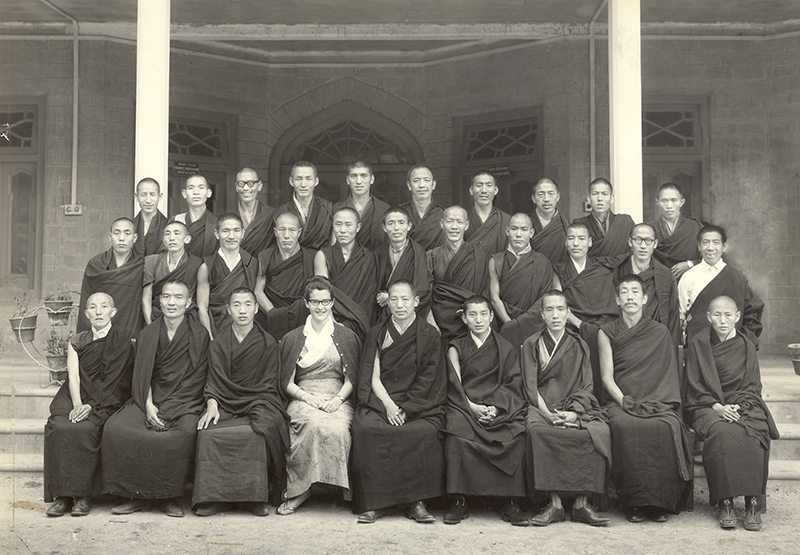 Tibetan Teachers Training College, Dharamsala, april 1965 to june 1967