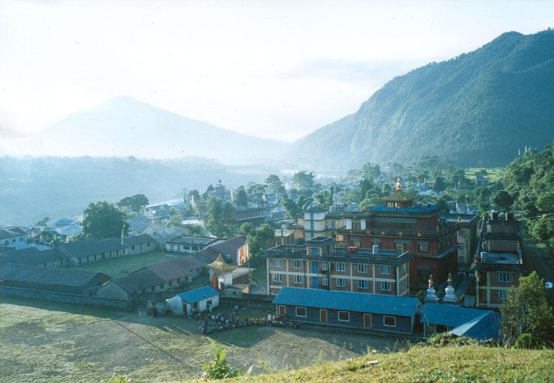 Tashi Palkhel Tibetan settlement, Pokhara, Nepal