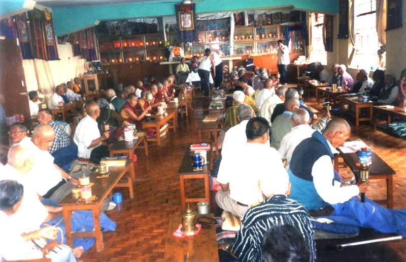 Jampaling Elderly People's Home, Dharamshala