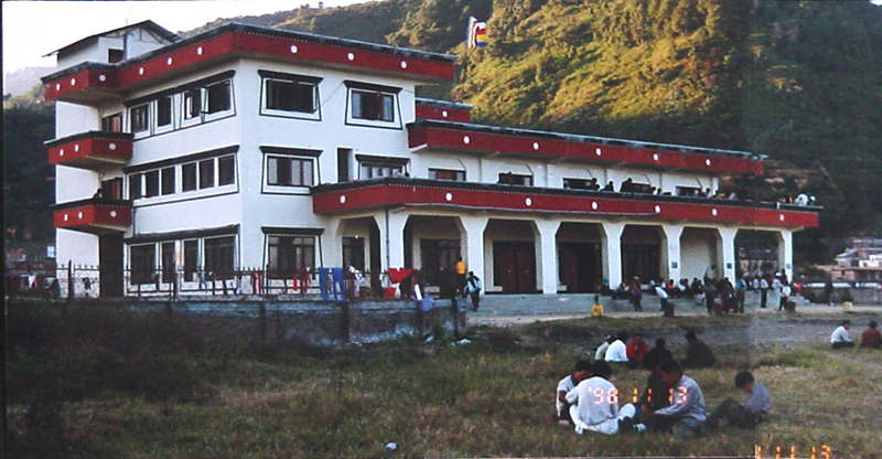 Tibetan Reception Center for newly arriving refugees, Kathmandu, Nepal