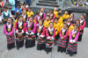 School children from Mewoen Petoen school presenting a Tibetan group song, 20 May 2016.