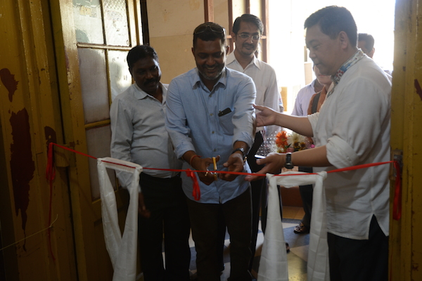 Sh Deepak Naik, the Chairperson of Mormugao Municipal Council, Vasco Da Gama, Goa inaugurated the one-day exhibition in Goa on 31 March 2017.